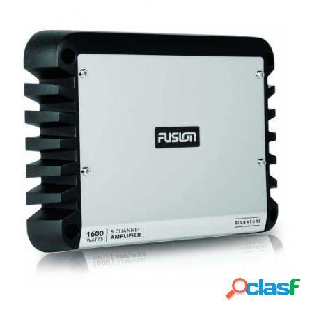 Amplificador sg-da51600 signature de 5 canales, 1600w, clase