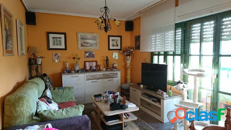 Amplio dúplex en Mortera con 3 habitaciones