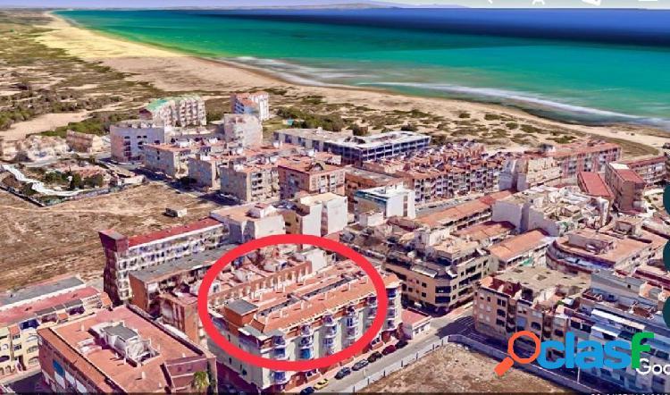 Apartamento 1 dormitorio a 200m de la playa en La Mata