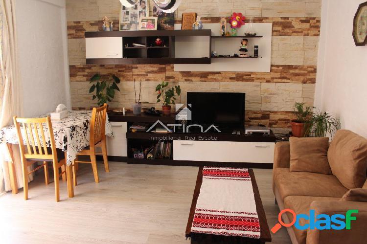 Apartamento completamente reformado situado en el Grau de