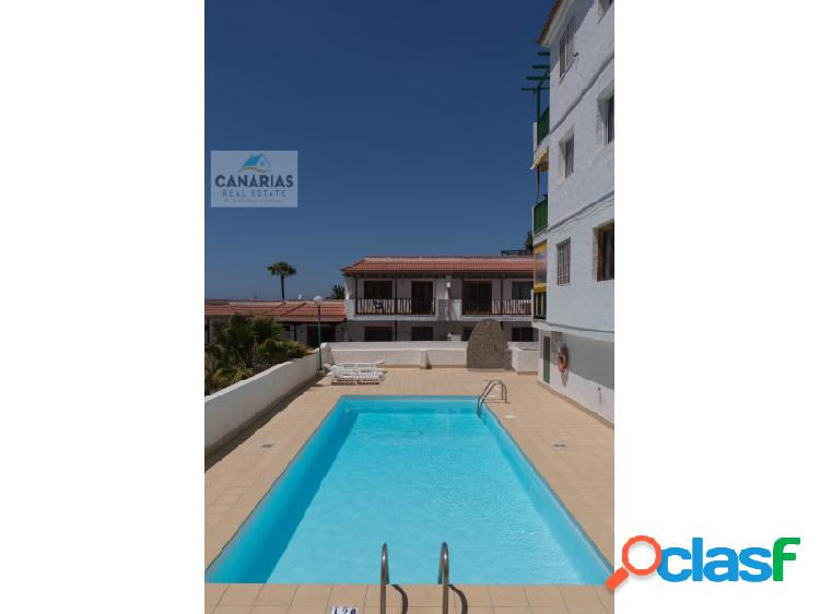 Apartamento de 1 dormitorio San Agustín, Gran Canaria