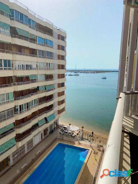 Apartamento en Primera Línea de la Playa Acequión con