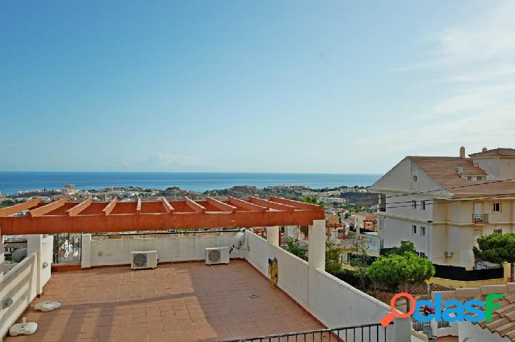 Apartamento en Santangelo sur con vistas al mar