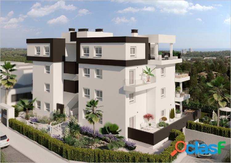 Apartamento en planta baja en campo de golf Villamartin,