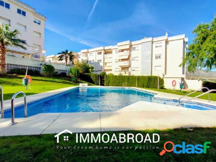 Apartamento en venta en Torremolinos-Málaga con 2