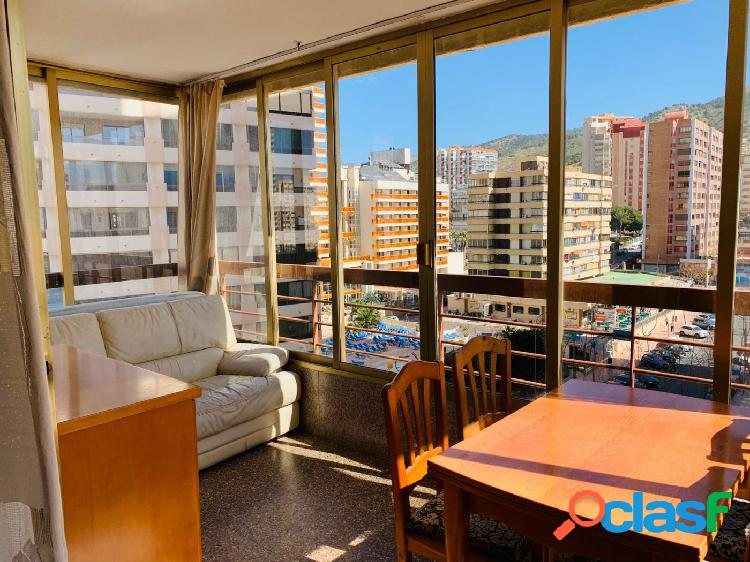 Apartamento muy cerca de la playa de Levante Benidorm!