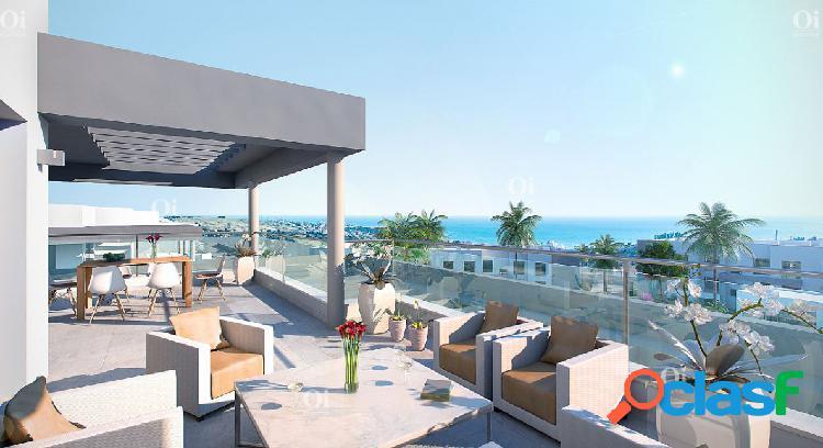 Apartamentos de Obra Nueva en Venta en Estepona, Malaga