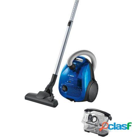 Aspirador de trineo dual bosch gl-20 bag and bagless azul -