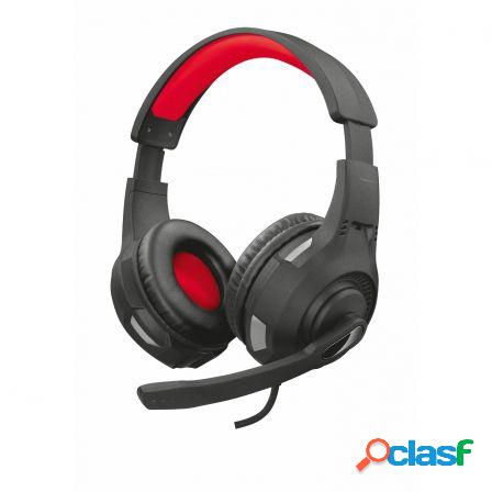 Auriculares con microfono trust gaming gxt 307 ravu - pc -