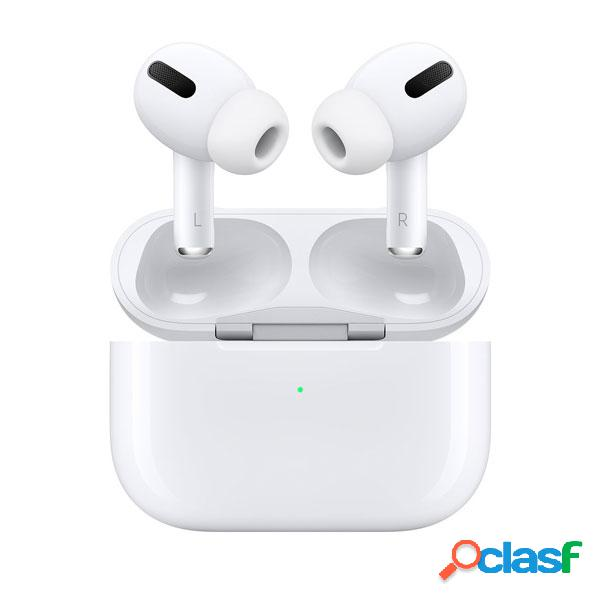 Auriculares inalambricos apple airpods pro blancos