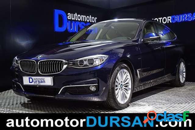 BMW 318 Da Gran Turismo '15