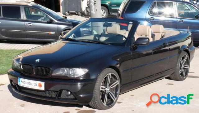 BMW 318 Serie 3 E46/2 Cabrio Cabrio '05