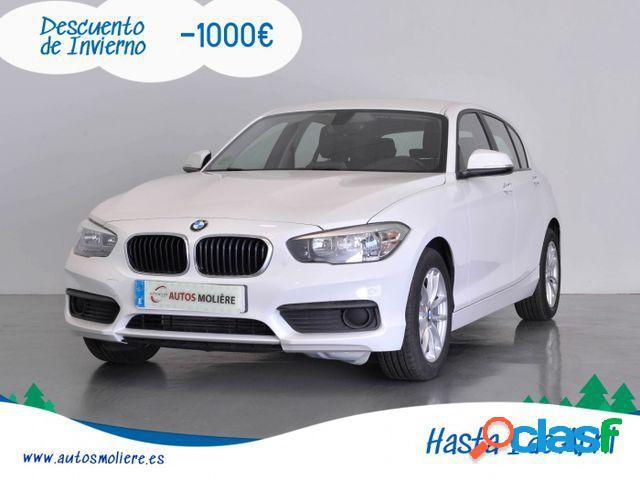 BMW Serie 1 gasolina en Málaga (Málaga)