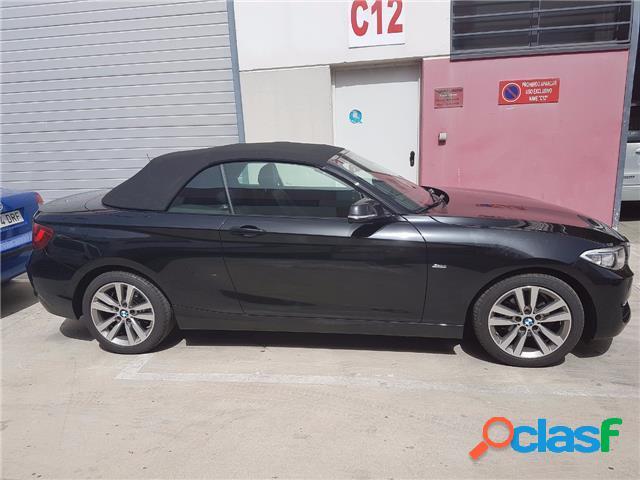 BMW Serie 2 diesel en Alcobendas (Madrid)