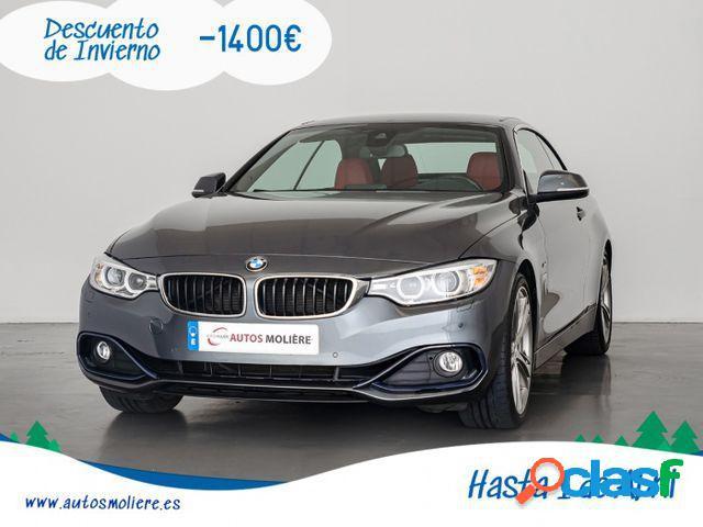 BMW Serie 4 gasolina en Málaga (Málaga)