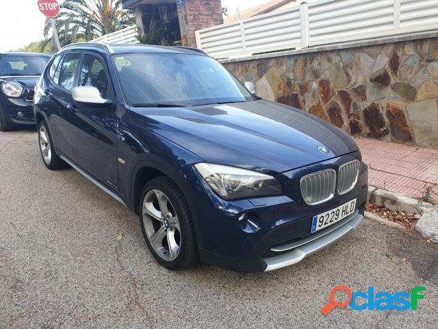 BMW X1 diesel en Hospitalet de Llobregat (Barcelona)