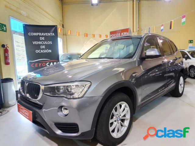BMW X3 diesel en Arganda del Rey (Madrid)