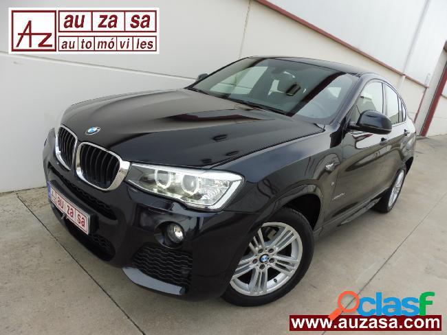 BMW X4 2.0d X-DRIVE AUT 190cv - PACK M- '16