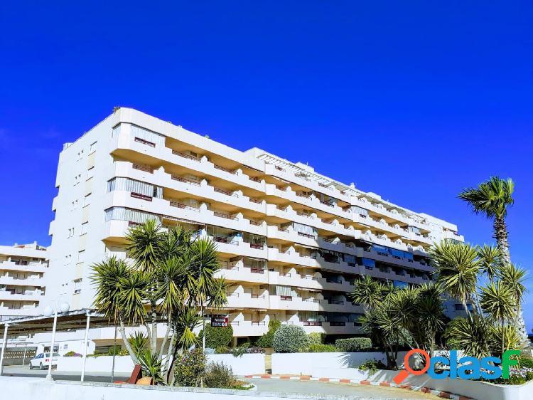 Bonito apartamento en primera linea de playa en Calpe