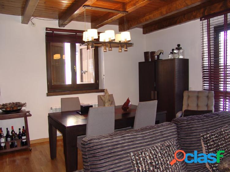 Bonito y espacioso apartamento