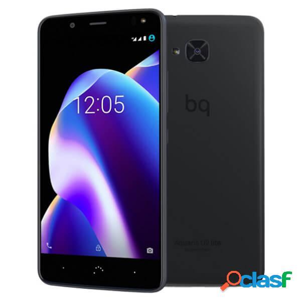 Bq aquaris u2 lite (16+2 gb) negro dual sim