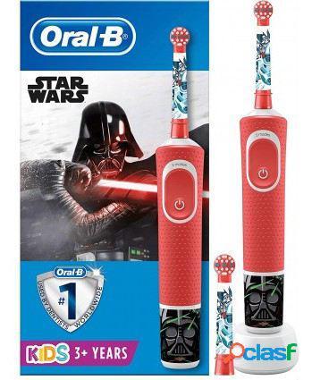 Braun Cepillo Dental Stages Power Star Wars Kids