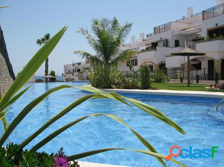 Bungalow con jardin de 3 dormitorios en Azul Beach TM La