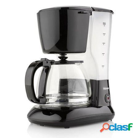 Cafetera de goteo tristar cm-1245 - 800w - capacidad 1.25l -
