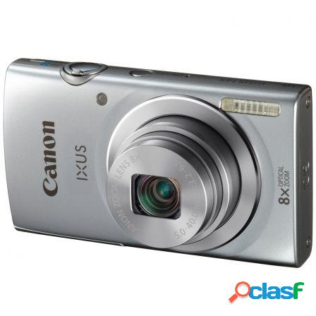 Camara digital canon ixus 185 plata - 20mpx - lcd