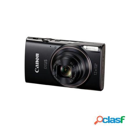 Camara digital canon ixus 285 hs black - 20.2mpx - lcd