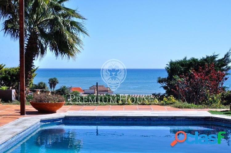 Casa en Venta en Canet de Mar con soberbias vistas al Mar.
