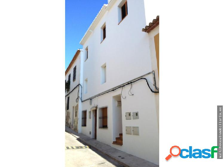 Casa en el casco histórico de Dénia, 1º planta