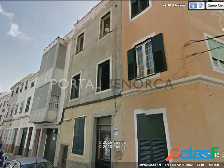 Casa en el centro de Mahon ideal para alquiler turístico