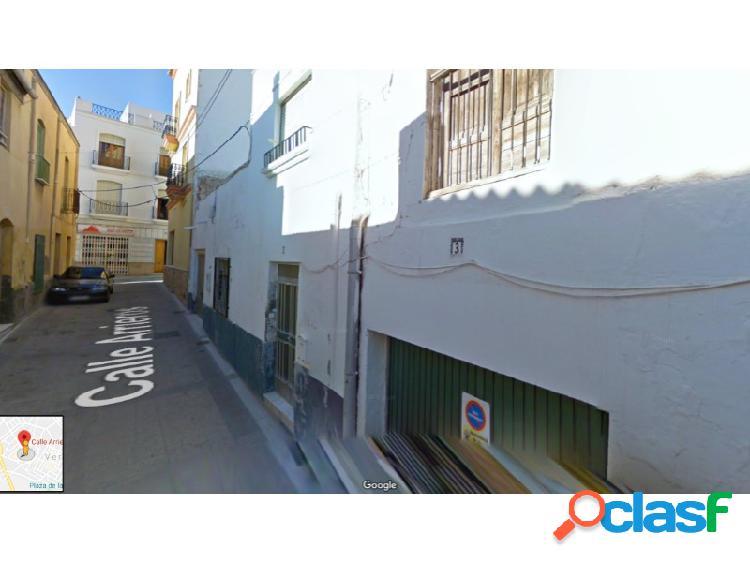 Casa en el centro de Vera con 200 m2 de suelo.
