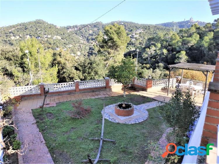 Casa o chalet en venta en Vallvidrera - El Tibidabo i les