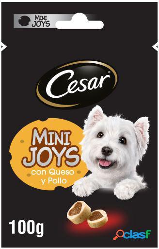 Cesar Premios para Perros Cesar Mini Joys de Queso y Pollo