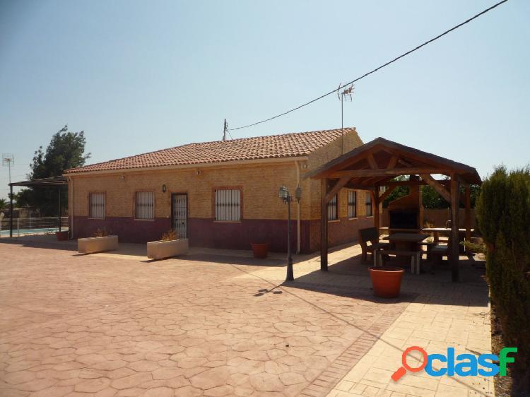 Chalet en Barranco San Cayetano 160.000 Euros