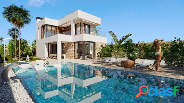 Chalet en CONSTRUCCIÓN zona Golf bahia, 414 m2. superficie