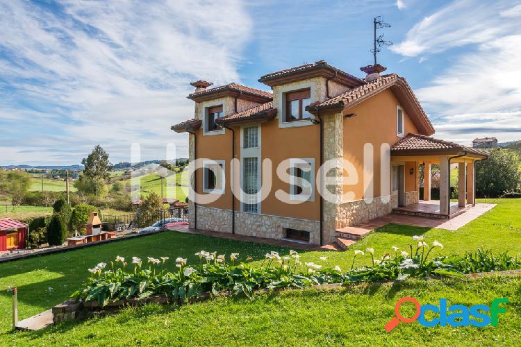 Chalet en venta de 183m² en Lugar Vallín, 33412 Corvera de
