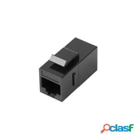 Conector rj45 feed-thru keystone lanberg ksu5-3000 - 2*rj45