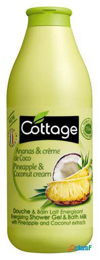 Cottage Piña y Crema de Coco Gel de Ducha 750 ml