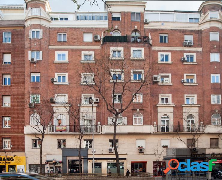 ESTUDIO HOME MADRID OFRECE espectacular piso de 116 m2 en el