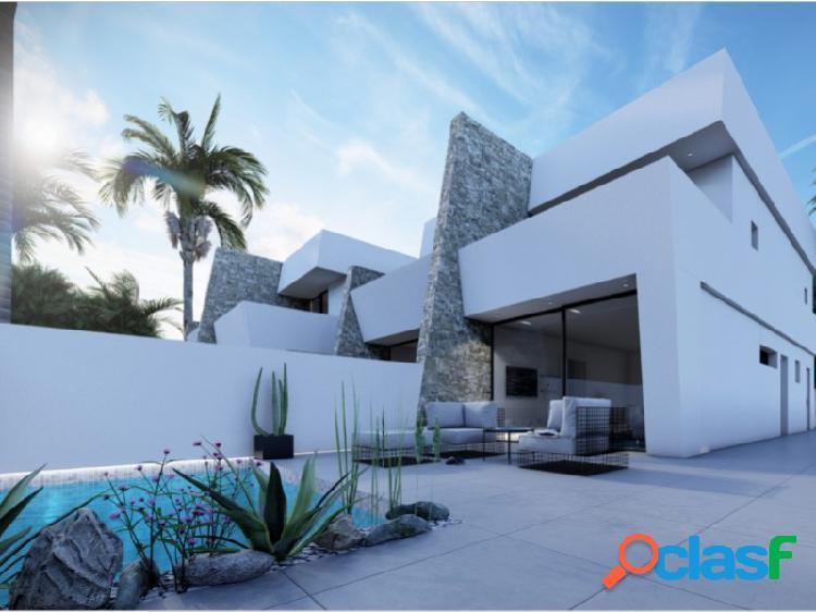 EWE - Moderna Villa semi adosada en San Pedro del Pinata,