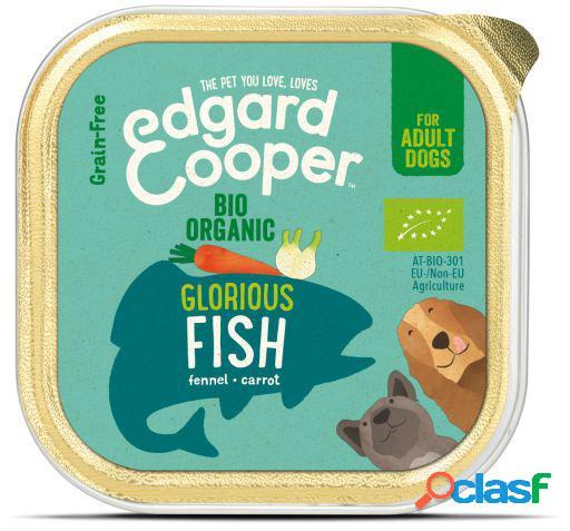 Edgard & Cooper Adult Tarrina sin Cereales con Pescado