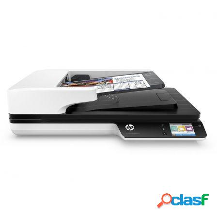 Escaner documental de red hp scanjet pro 4500 fn1 -