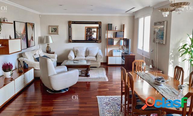 Fantástico piso en venta en La Bonanova, Barcelona.