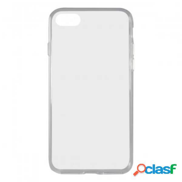 Funda silicona flex cover iphone 7 plus/8 plus transparente