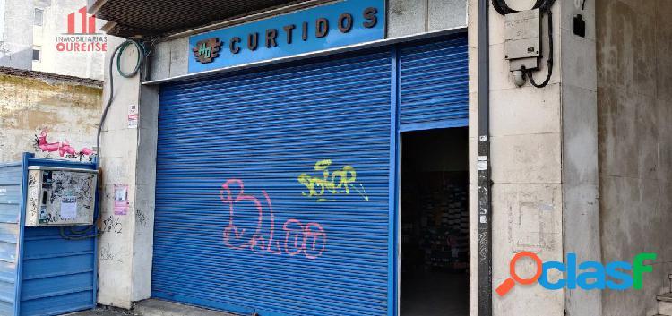 GRAN LOCAL COMERCIAL FRENTE AL PABELLÓN DE LOS REMEDIOS.