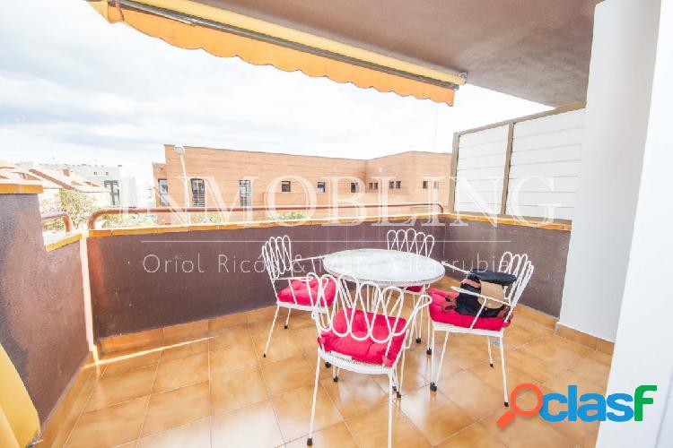 ¡Genial piso de 3 dormitorios en Vilassar de Mar!