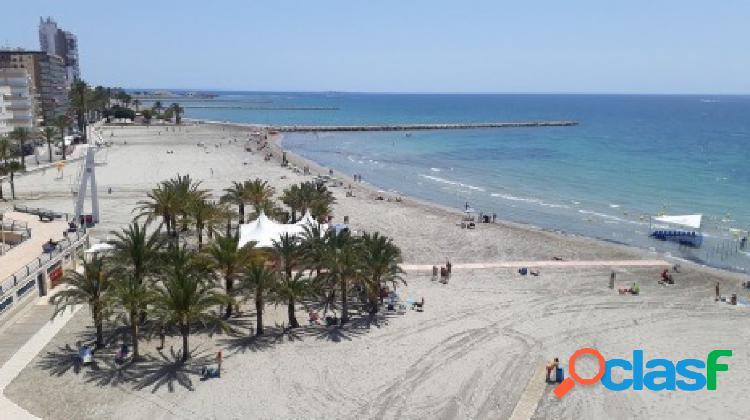 Hotel En venta, Primera Linea de Playa. Alicante.